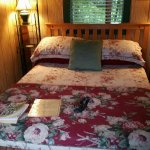 Outback cabin, queen bed
