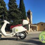 小型摩托车游览