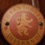 Gran Hotel Hispano Foto