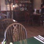 Lovely restaurant area