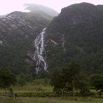 Steall Waterfall Foto