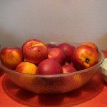 Bichos en la fruta