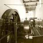 Peace the steam engine