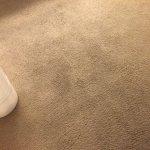 Dirty floors in 1104 of Brighton condo.