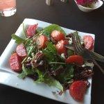 Warm Beet Salad - half order