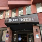 Photo de BEST WESTERN Kom Hotel Stockholm