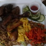 Sweet Surinamese Food