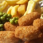 Generous pub food and lovely quiet hide away