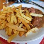 des frites comme rarement mangées