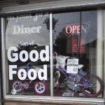 Front Window (bike Giveaway)