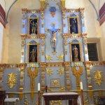 Inside the chapel