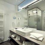 Badezimmer Deluxe DZ Bergnäägele