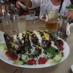 This salad was pure genius