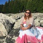 Flowing Boho Hippy Dress purchased at Mermaids Secret