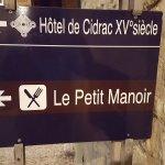 Foto de Le Petit Manoir