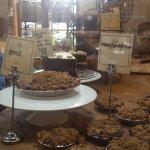 baked goods at elm street bakery