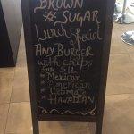 Valokuva: Brown sugar cafe and bar