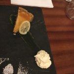 Citroen pudding