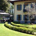 Le beau jardin de la villa Beccaris
