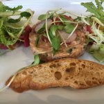 Le Clocher Penche Restaurant Foto