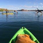 Paddleboard yoga and kayaking!