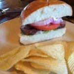"""Oscar"" Roast Beef Sandwich - half"