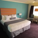 King Mountain View Room