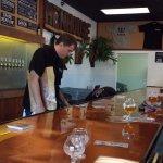 Henhouse Brewery Interior