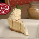 new featured cheesecake made daily