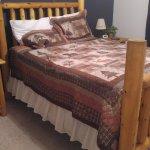 Very comfy bed!