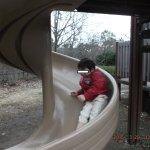 幼児向けの滑り台