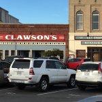 Clawson's 1905 Restaurant Foto