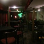 This was the speakeasy in the basement (Room 13).