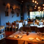 Restaurante - Salón interior