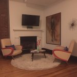 Cool retro furniture and decorations