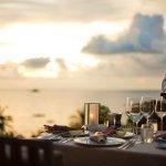 Private In-Villa Dining