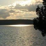 Sunset at Bay Shore Inn