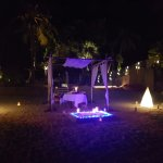 Foto de Melati Beach Resort & Spa