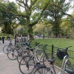 mit dem Bike im Central Park