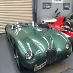 """Jaguar """"C"""" Type"""