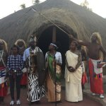King and Queen Coronation at Iby'Iwacu Cultural Village
