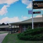 Highlands Motor Inn Oberon