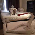 Nile Cruise Ship Room - great service