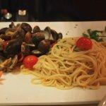 clam pasta