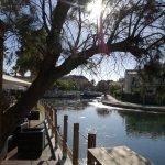 schlne   schöner Ausblick vom Hotel auf den See
