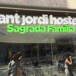 Foto de Sant Jordi Hostel Sagrada Familia