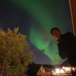 Fantastic! We saw our 2nd most active aurora here! The hostel is clean and nice. Room is cosy an