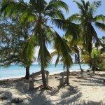 Lighthouse Beach Caribbean - rocky side, closer to the lighthouse