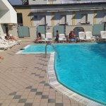 piscina sul tetto