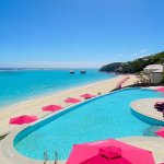 The Pink Sands Infinity Pool
